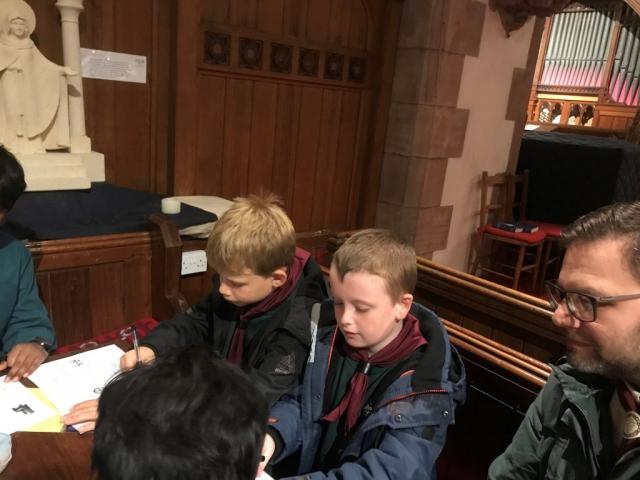 Cathedral Trip - Quiz