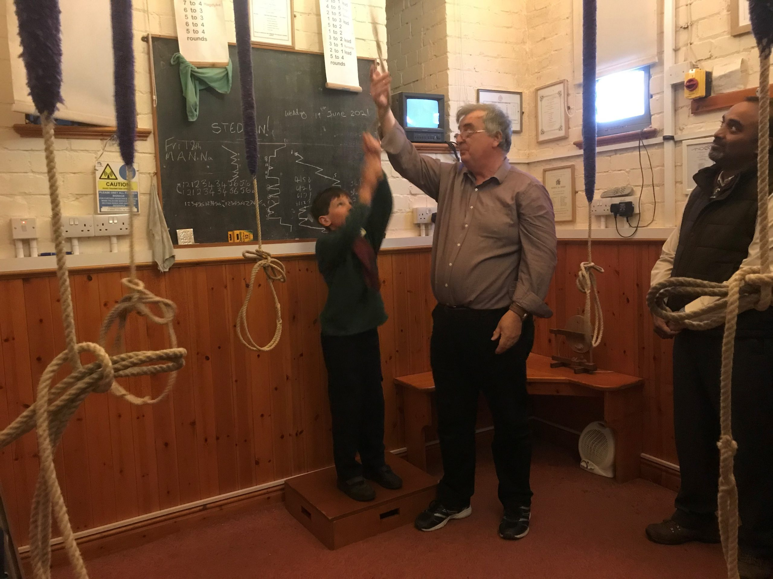 Cathedral Trip - Bell Ringing