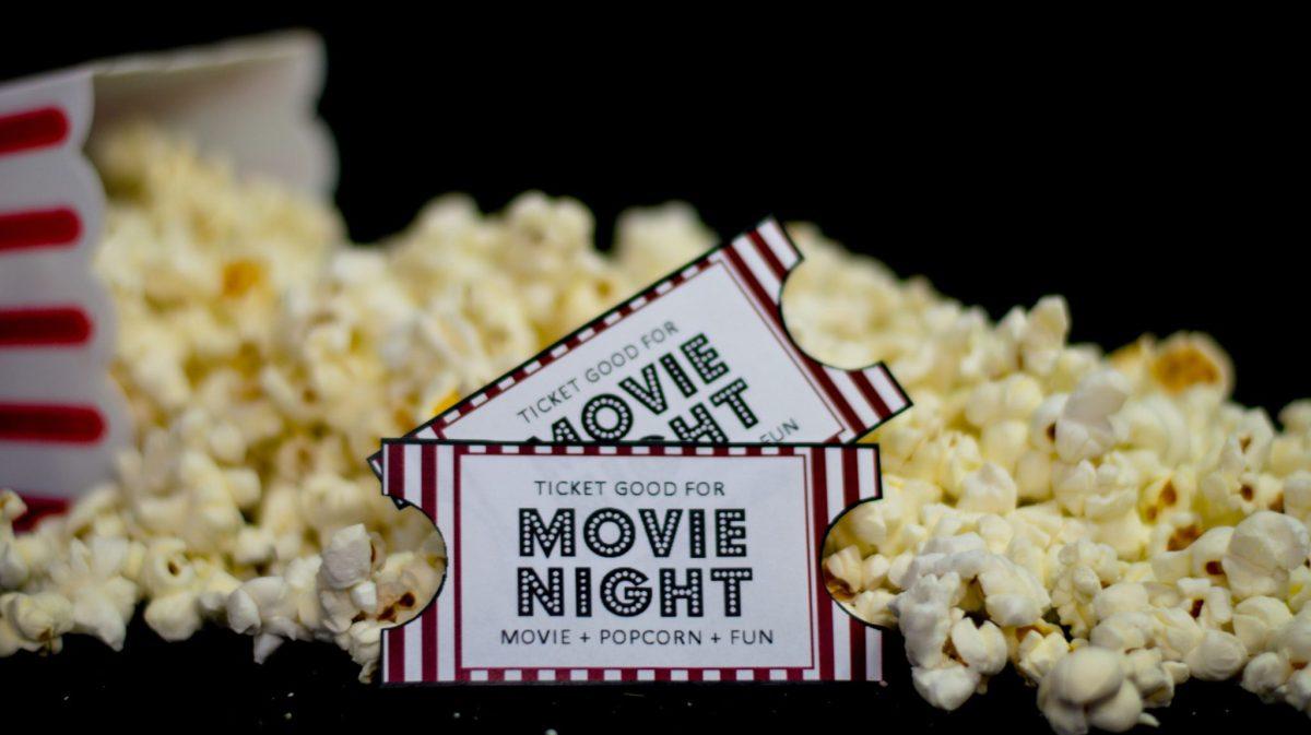 1st Marown Movie Night