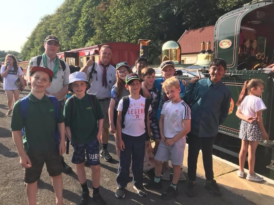 Train Trip to Port Erin