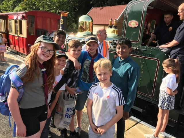 Train Trip to Port Erin 2020